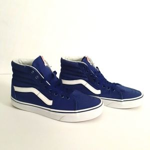 Vans MLB LA Dodgers SK8 -Hi Shoes SZ M6.5/W8